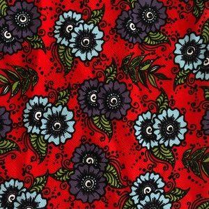 LuLaRoe Skirts - NWT - Lularoe Cassie (Pencil) Skirt (Floral) (M)